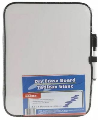 "Magnetic Dry Erase Board 8.5"" x 11"" Marker Included Buy 3 get 1 FREE!!"