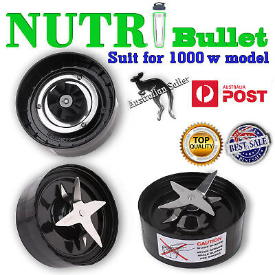 Nutribullet Select Extractor Blade Cross Nutri Bullet 1000Watt Replacement Part