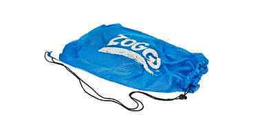 Zoggs Aqua Sports Carry All Heavy Duty Nylon Mesh Swimming / Gym Bag
