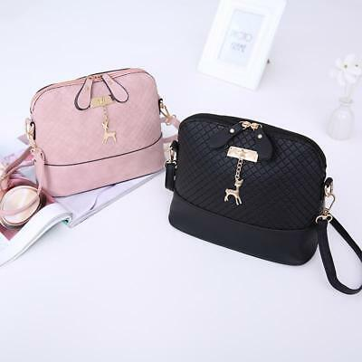 Women's Messenger Bag Mini Fashion Travel Bag Faux Leather Shoulder Bag Handbag