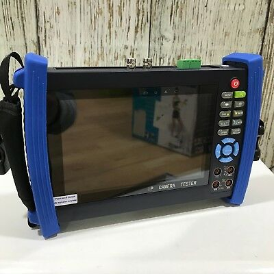 NEW CCTV TESTER IPC All In One Professional Installation Tool Boxed 47203