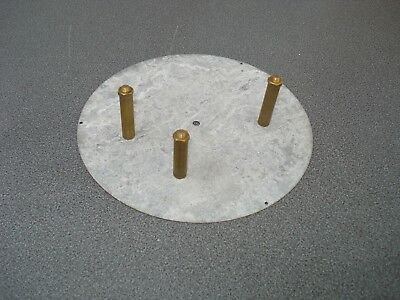 Unusual Aneroid Barometer Front Mounting Bracket Parts Spares