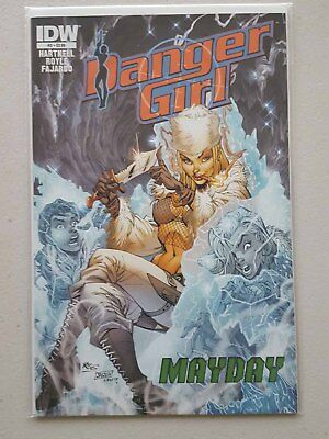 Danger Girl: Mayday #3 - Cover A - Idw Comics