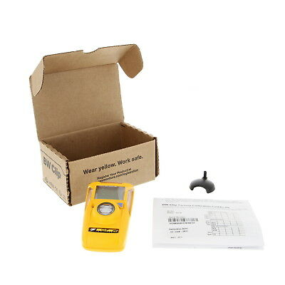 BW Clip H2S Gas Detector - 2 Year Gas Monitor