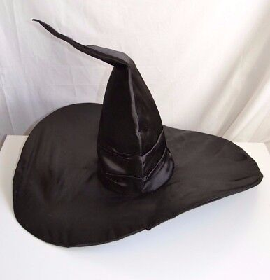 Oz ThE GrEaT AnD PoWeRfuL Deluxe WICKED WITCH HAT Adult Child Disney Store