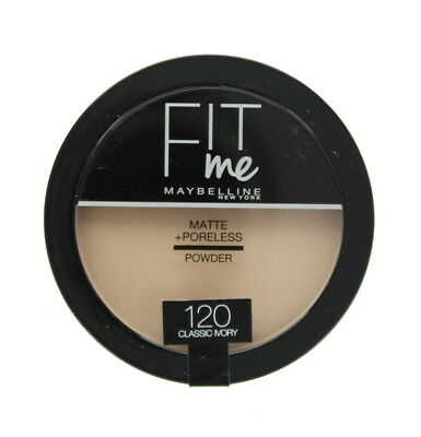 Maybelline Fit Me Matte and Poreless Pressed Powder 14g
