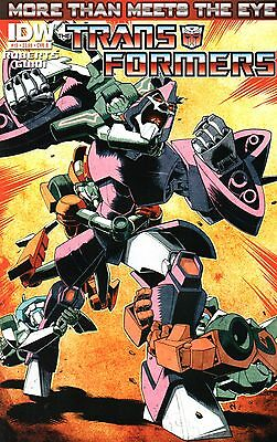 Transformers: More Than Meets The Eye Comic 13 Cover B IDW 2013
