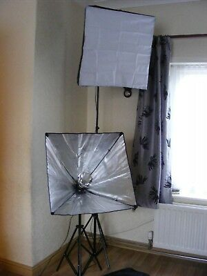 Camera Studio Softbox Photography Studio With Stands Neewer  Lighting Soft Box