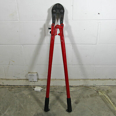 """36"""" Heavy Duty Huge Bolt Cutter for Steel Wire/ Cable/ Mesh/ Padlock Lock"""