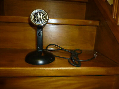 Microphone ROANWELL ( Radio, TSF, Collection, Surplus, Militaria, Vintage)