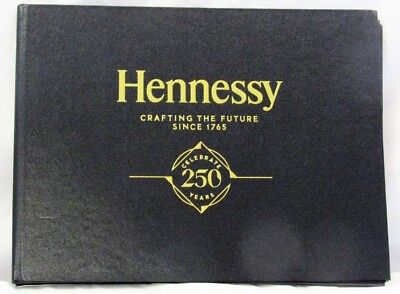 New HENNESSY 155 Crafted Cocktails & Mixed Drinks Recipe Book BARWARE MUST HAVE