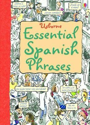 Essential Spanish Phrases (Essential Languages) by Nicole Irving Paperback Book