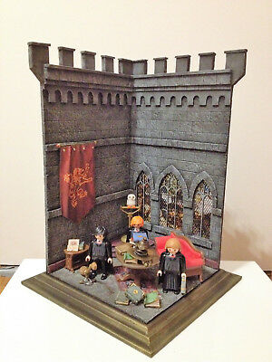 Playmobil Custom Harry Potter Diorama handmade