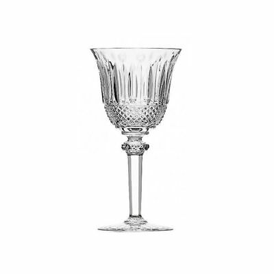 Saint Louis - Tommy - Wine Glass- French Crystal Stemware - Signed-13 available