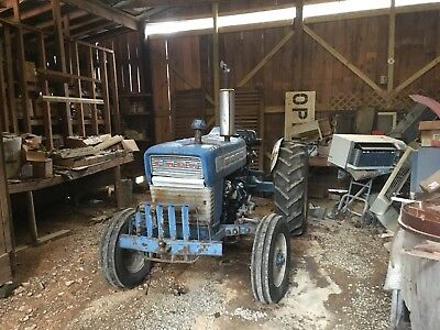 Ford F-3000 Tractor 1973 Year