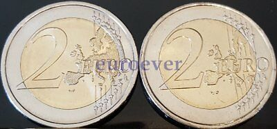 2 Euro Kursmünze UNC - alle Länder u. Jahre / all countries a. years