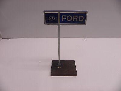 Ford Dealer Sign Mint condition NO FLAWS