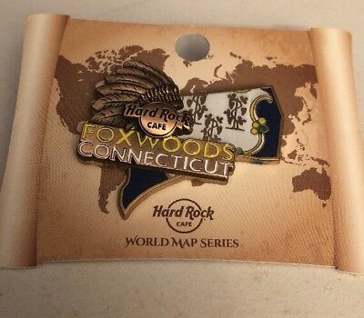 2017 HARD ROCK CAFE FOXWOODS REGIONAL BOOT SERIES PART OF A 11 PIN MINI SERIES