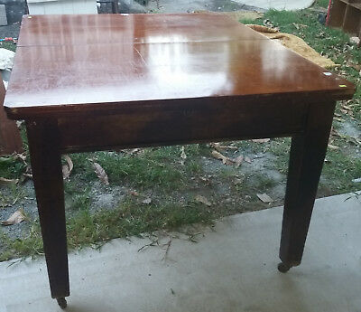 Large Antique Silky Oak Dining Table        SE QLD Delivery available