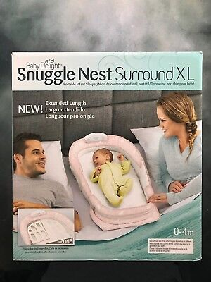 Snuggle Nest Surround XL Extended Length 0-4 months