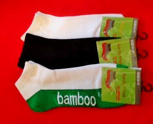 Anklet  Bamboo Sport socks cushion foot  mix colors  90% AAA