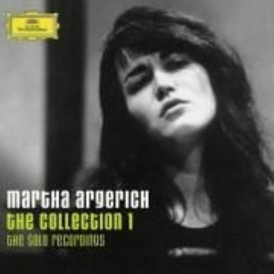 Martha Argerich Collection 1: The Solo Piano Recordings box set 8 CD NEW sealed