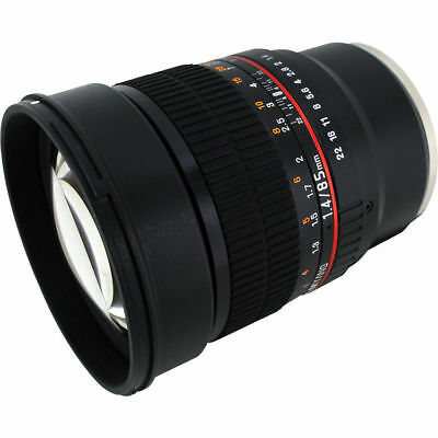 Samyang 85mm F1.4 AS IF UMC Lens