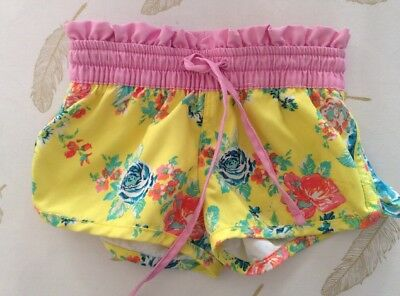 Roxy Girls Boardshorts Size 2
