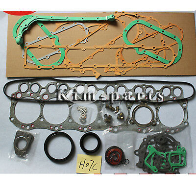 New STD Full Gasket Set Kit for HINO H07C H07CT H07D Truck