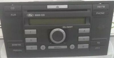 Ford Factory Radio Codes V Or M