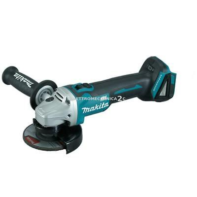MAKITA DGA504Z smerigliatrice 18v brushless 125mm nuda ASS. MAKITA