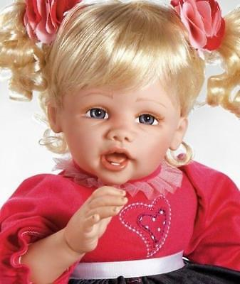 """DARLING Life LIKE """"Baby AVA"""" Doll By Gaby JAQUES 4 Paradise Galleries SOLD OUT"""