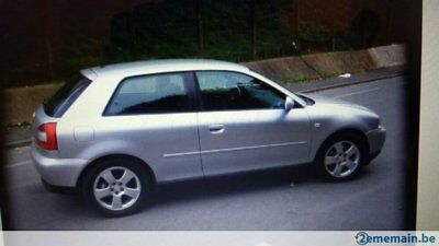 Audi A3 1.9 tdi annee 2002 attractions