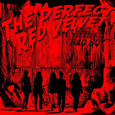 Red Velvet - Vol.2 Repackage [The Perfect Red Velvet] KINO Album