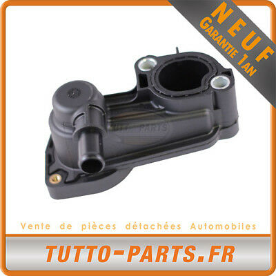 Boitier Thermostat d'Eau Ford Focus Mondeo S-Max 1.8 TDCi - 1198060 1086282