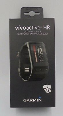 Garmin Vivoactive HR GPS Smart Watch EMPTY BOX Only ref: HR021