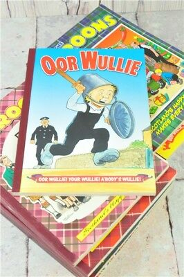 The Broons and Oor Willie  books 13 in total