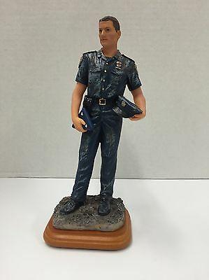 WTC 9-11 Blue Hats of Bravery Police Commerative by Vanmark (NEW)