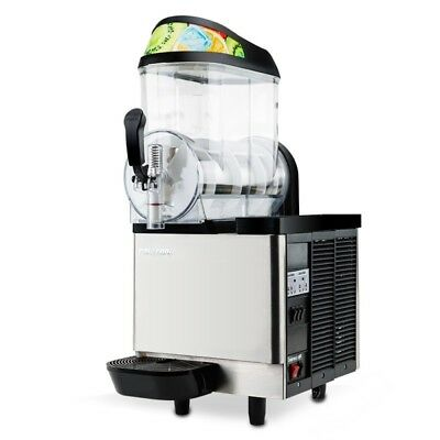 Polycool Single Tank 12L Commercial Slush Machine Shock-Proof Containers