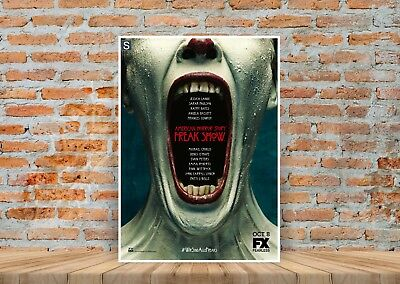 American Horror Story Freak Show TV Poster or Canvas Art Print A3 A4 Sizes