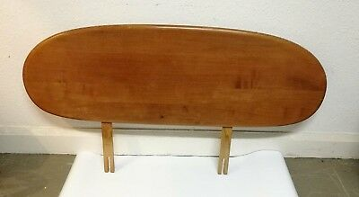 Vintage mid century ERCOL double headboard 1960s