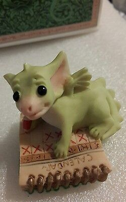 Pocket Dragons Dragon - *Mint* - Counting the Days - 1999