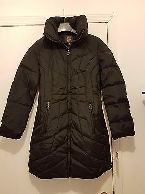 5c9024bd9a5 ANNE KLEIN WOMEN S Stand Collar Down Puffer Coat Size Small