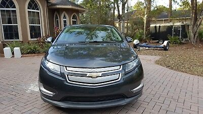 2015 Chevrolet Volt 4D Hatchback 2015 Chevy Volt Hybrid Electric Car