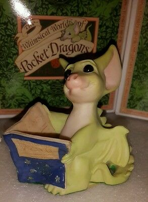 Pocket Dragons Dragon *Mint* - Good News - Collectors Joining Piece 1996-1997