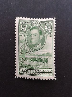 Bechuanaland Protectorate KGVl mm stamp