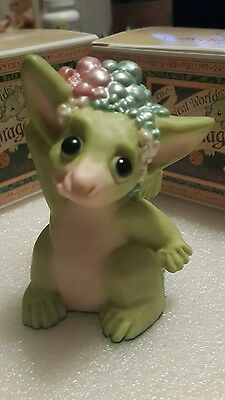 Pocket Dragons Dragon  - **Mint** -  Wash Behind Your Ears - 1997