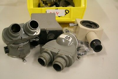 Olympus Bh Ch  Optics Illuminator  Microscope Parts  Accessories Lot Ol#1