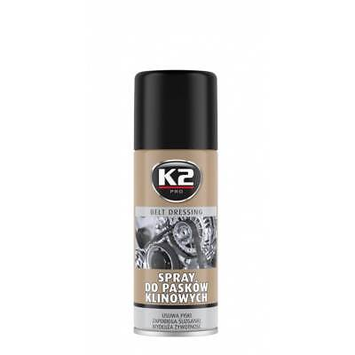 K2 Keilriemenspray Keilriemen Spray Belt Dressing 400ml