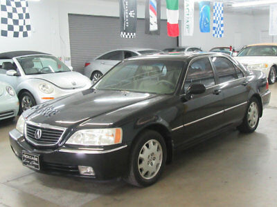 2004 Acura RL 4dr Sedan w/Navigation System $7,800 INCLUDES FREE SHIPPING 9.9 out of 10 FLORIDA GARAGEKEPT NONSMOKER WOW!